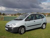 renault scenic 1.4 (low mileage)