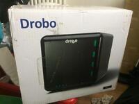 Drobo gen 3 usb3 raid array DAS