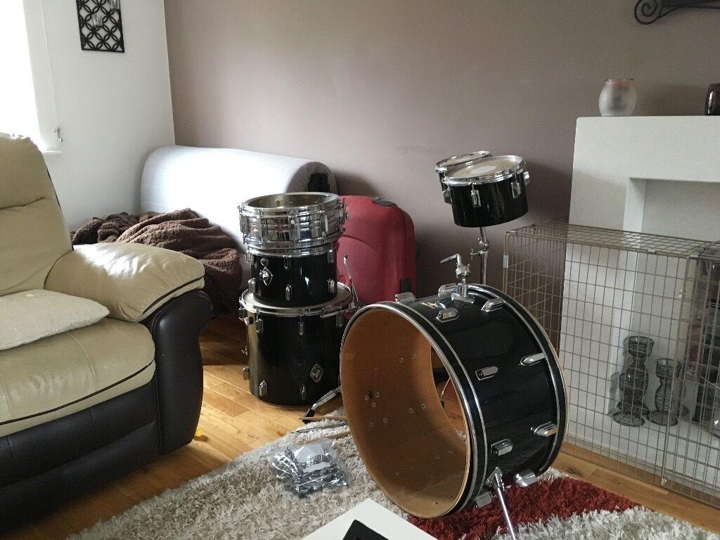 Vintage Pearl Drum Kit, Japan 78
