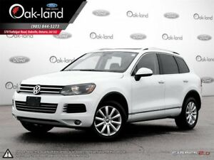 2013 Volkswagen Touareg Leather|Navigation|Big Sunroof!!