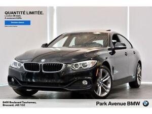 2015 BMW 428i xDrive Gran Coupe / 0.9% / 122$/SEM*