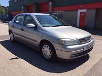 Vauxhall Astra 1.6 i Envoy 5dr (AUTOMATIC) 2001