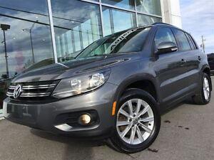 2013 Volkswagen Tiguan COMFORTLINE CUIR TOIT PANORAMIQUE