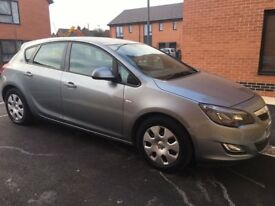 2012 Vauxhall Astra, Diesel, ecoFLEX, Light blue/silver, 1 previous owner, Service History