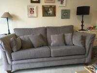 Large 2 seater sofa, excellent condition