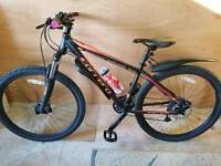 Mountain bike for sale as new