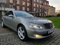 MERCEDES BENZ S320 CDI FULL SERVICE HISTORY PERFECT CONDITION SATELLITE NAVIGATION