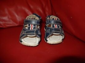 bundle of baby boy shoes