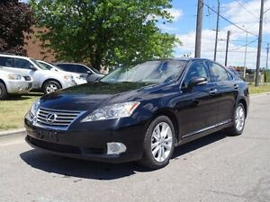 2010 Lexus ES 350 NAVIGATION.SUNROOF.LEATHER.ACCIDENT FREE.
