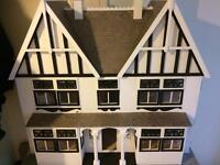 2 x dolls houses