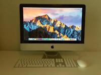 "Apple iMac 21.5"" - Adobe CS6, Photoshop, Macbook"