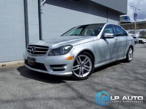 2014 Mercedes-Benz C-Class C300 4MATIC! Navigation! Easy Approva