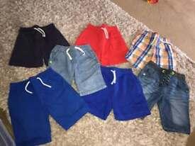 Boys 3-4 shorts bundle