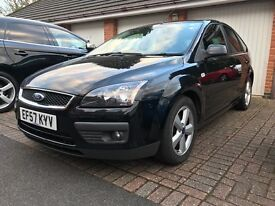 Ford Focus 1.8 Ztec climate DIESEL