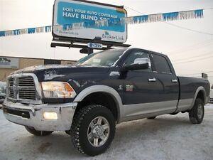 2012 Ram 3500 Laramie Diesel | Heated Leather | SiriusXM |
