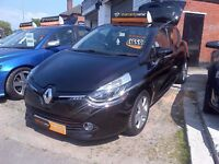 RENAULT CLIO // 63 PLATE 2013 // GENUINE 28,000 MILES // OUTSTANDING