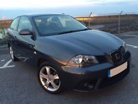 2006 (56) SEAT IBIZA 1.4 (85) SPORT GREY FULL SERVICE HISTORY FACELIFT FIRST CAR VERY NICE