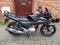 2012 Honda CBF 125 , long MOT, service history, very good runner, learner bike, bargain, not cbr yzf