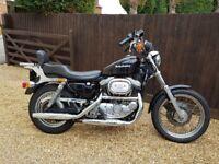 Harley Davidson 1200 sportster 1992