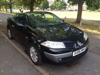 Renault MEGANE Glass Roof Convertible 1.6L, Drives perfectly and has 10 Months MOT