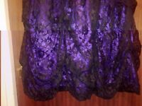 Beautiful Gothic design skirt size M