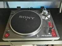 Sony DJ Turntable Direct Drive Deck PS-DJ9000