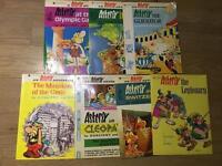 Asterix Comic Book Bundle