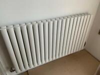 Double Designer Oval Horizontal radiator