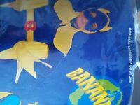 BANANAMAN FANCY DRESS (ADULT)