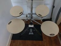 DW drums practice pad kit