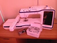 Brother Innovis XV Embroidery and Sewing Machine
