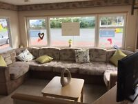 Low Cost Budget Caravan in Dumfries South West Scotland - Near Cumbria - Newcastle and Ayrshire