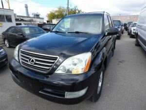 2006 Lexus GX 470 NAVI & BACK UP CAM & AIR SUSPENSION