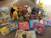 Toys bundle baby/ toddler