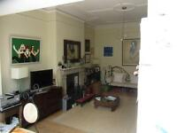 2 bed stunning garden clapham south property.
