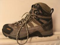 Walking boots-only worn twice!!!!!
