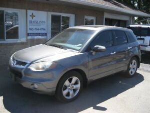 2008 Acura RDX LOADED w/Technology Package