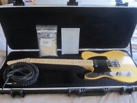 Left Handed Fender Custom Shop Nocaster 51 NOS