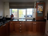 Granite Topped Kitchen For Sale With Appliances
