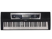 Yamaha key board With power cable