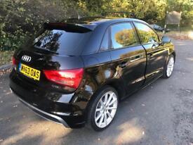 Audi A 1 s line automatic 1.4 63 plate