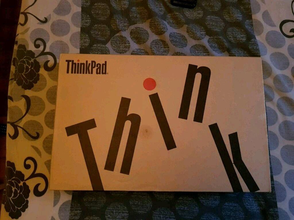 Lenovo think pad T460 Intel i5 6300u 8gb ram 256gb Brand new boxed sealed
