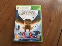 Legend of the Guardians Xbox 360 game