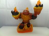 Skylander Giants Figure - Hot Head