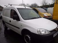 2011 VAUXHALL COMBO 1.3 CDTI (REDUCED)
