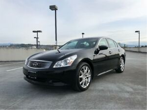 2009 Infiniti G37X WE ARE MOVING! COQUITLAM STORE LIQUIDATION