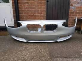 Front bumper bmw 1f20