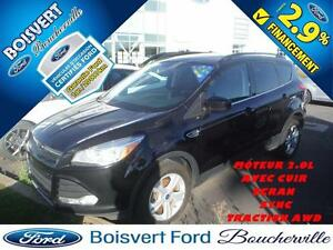 2014 Ford Escape SE ECRAN CUIR ET AWD