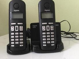 Wireless paired phones