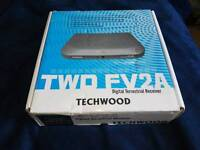 Techwood TWD FV2A digital terrestrial receiver